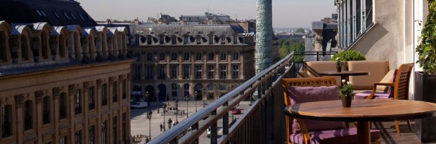 Park-Hyatt-Paris-Vendome-Royale-Suite-Balcony-View