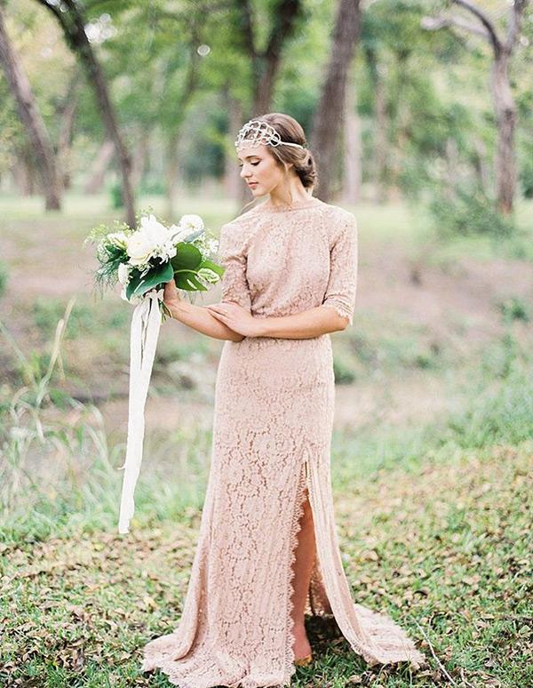 Alternative-boho-wedding-dress